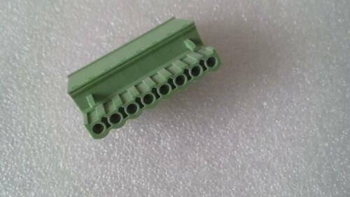 Frontschraubanschluss Leiterplattensteckverbinder FRONT-MSTB 2,5// 8-ST