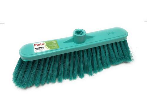 Pinto Soft N Stiff Fiber Replacement Broom Escobas Head HEAD ONLY NO HANDLE
