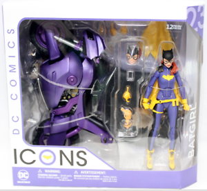 DC Icons Series Batgirl of Burnside Action Figure