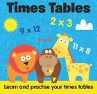 Times Tables Book & Jigsaw Set by Autumn Publishing Inc. (Book, 2015)