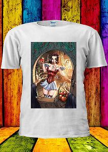 Disney-princesse-blanche-neige-rouge-apple-t-shirt-debardeur-tank-top-hommes-femmes-unisexe-445