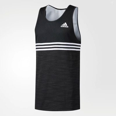 Adidas Condivo 20 Training Tank Top Men/'s Sleeveless Shirts Black ED9221