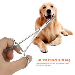 Dog-Ear-Hair-Removal-Tweezers-Pet-Grooming-Ear-Hair-Trimmer-Plucking-Cat-Dogs