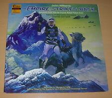STAR WARS  THE EMPIRE STRIKES BACK  CHALFONT RECORDS  1980  DIGITAL RECORDING LP