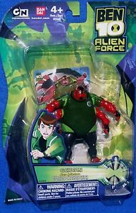 Ben 10 Alien Force 4 Inch Action Figure Gorvan Bandai