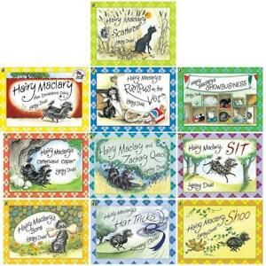 Hairy-Maclary-and-Friends-10-Book-Set-Collection-by-Lynley-Dodd