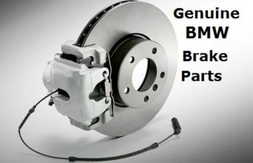 X1 E84; 34356792565 OEM BMW Rear Brake Pad Wear Sensor