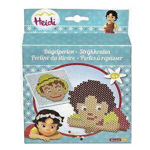 Bügelperlen Heidi 3 Vorlagen Studio 100 Ebay