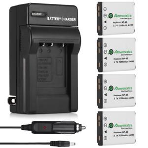 NP-45-NP-45A-NP45-Battery-Charger-For-Fujifilm-FinePix-XP10-XP60-J10-J20-J100