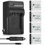 NP-45-NP-45A-NP45-Battery-Charger-For-Fujifilm-FinePix-XP10-XP60-J10-J20-J100 thumbnail 1