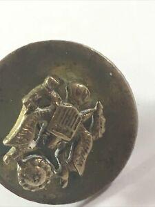 3 Vintage World War II Pins hat pins