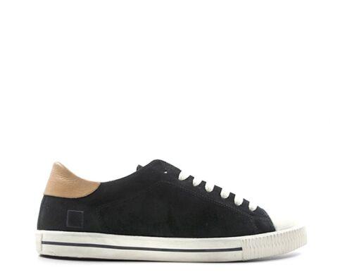 Sneakers trendy   Scamosciato A251-NE-SU-BK Scarpe D.A.T.E