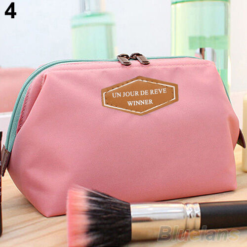 Portable Attractive Multifunction Travel Cosmetic Bag Makeup Toiletry Case Pouch