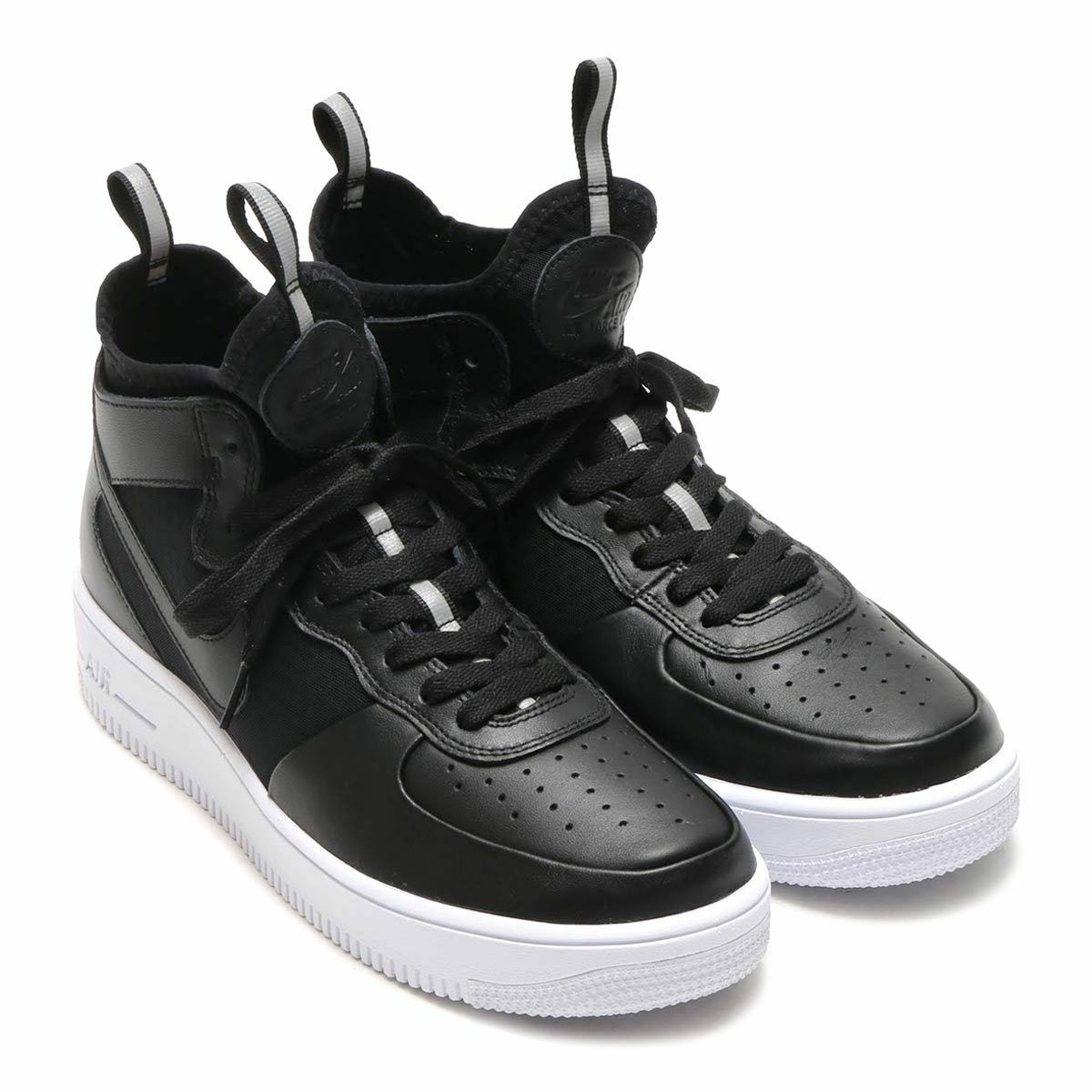 Nike Men NSW Air Force 1 Ultraforce Mid Casual Shoes Black 864014-001 US7-11 04'