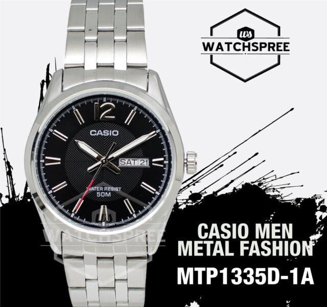 Casio Men's Standard Analog Watch MTP1335D-1A