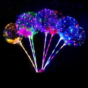 20-034-LED-Light-Up-Balloons-Transparent-Wedding-Birthday-Xmas-Party-Decor-Fine-amp