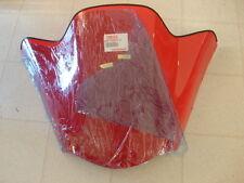 Yamaha oem vmax 4 750 800 red windshield new 8cm 77210 00 rd