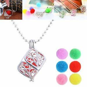 Oil diffuser silver square hollow locket essential aromatherapy image is loading oil diffuser silver square hollow locket essential aromatherapy aloadofball Gallery