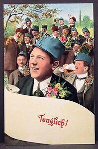 K-u-K-Patriotica-Ak-Austria-Soldiers-Wk-1-Postcard-WW1-Postcard-Lot-Y-219
