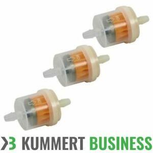 3-Universal-Kraftstofffilter-6mm-7mm-Benzinfilter-fuer-Motorrad-Auto-Roller