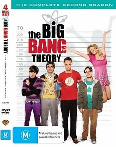 The-Big-Bang-Theory-The-Complete-Second-Season-2-DVD-R4-BRAND-NEW