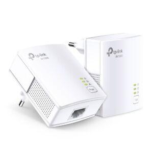 TP-Link TL-PA7017 KIT 2er AV1000 (1.000Mbps) Gigabit Powerline LAN Adapter...