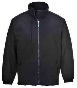 PORTWEST F330 BuildTex Laminated Fleece Anti-pill Showerproof Wind Resistant