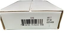 5A8 2006 Kennedy Half Dollar 2 Roll Set P/&D Sealed Unopened Mint Box