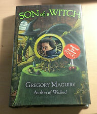 Gregory Maguire Son of a Witch SIGNED Hardback 1st edition 1st print