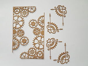 die-cut-steampunk-cogs-corners-set-of-12-kraft-card-180gsm-card-altered-art