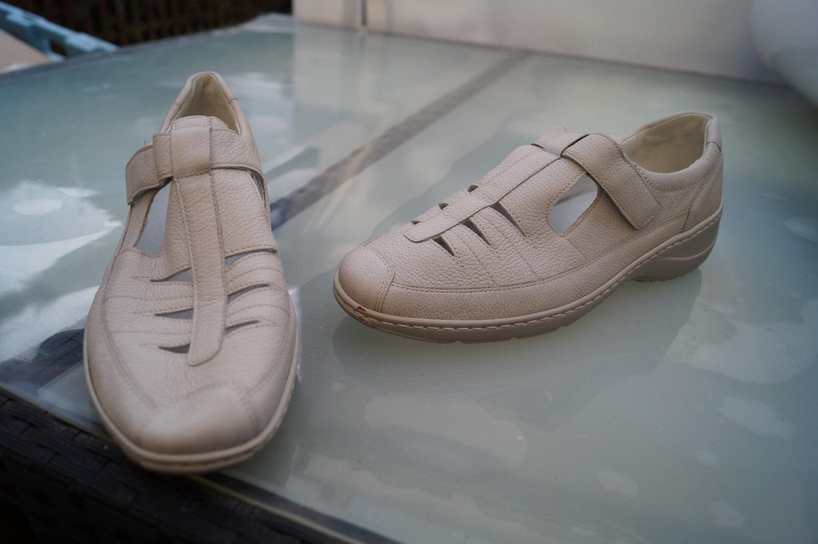 WALDLÄUFER Damen Sommer Schuhe Comfort Gr.7 Sandalen leicht & bequem Gr.7 Comfort / 40,5 #2s 92984d