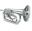 thumbnail 2 - Jupiter-JEP1100MS-Bb-Silver-Plated-Quantum-Marching-Euphonium