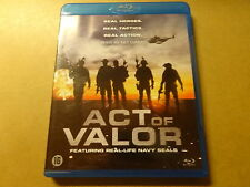 BLU-RAY / ACT OF VALOR