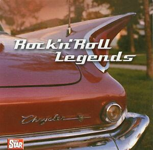 ROCK-AND-ROLL-Legends-7-music-tracks-rock-amp-roll-Very-good-condition