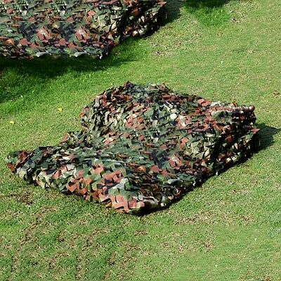 3MX1.5M Camouflage Netting For Hunting Shooting Fishing Hide Net Fire Retardant