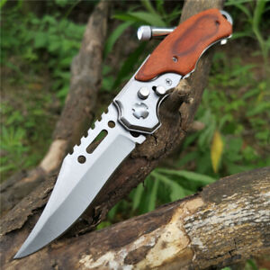 Large-Pro-Tactical-Folding-Blade-Knife-Survival-Hunting-Camping-Knife-With-LED