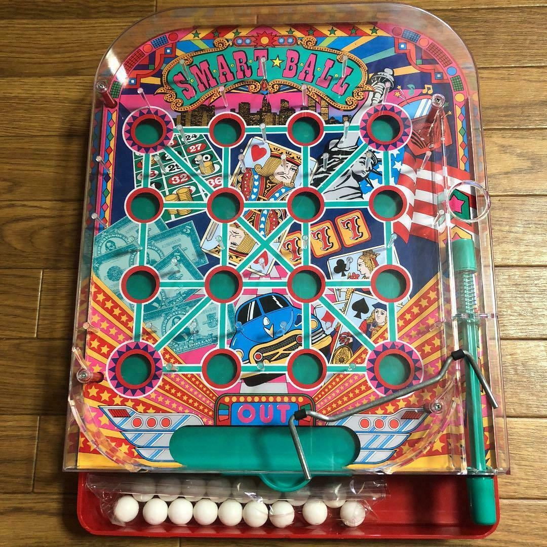 Tsukuda Original SMART BALL 90's Retro Pin Ball Game