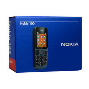 Nokia-100-Unlocked-Simple-basic-Classic-Mobile-Phone-new-condition