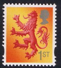 GB QEII MNH STAMP Scotland SG S110 1st Class Scottish Lion Regional Definitive