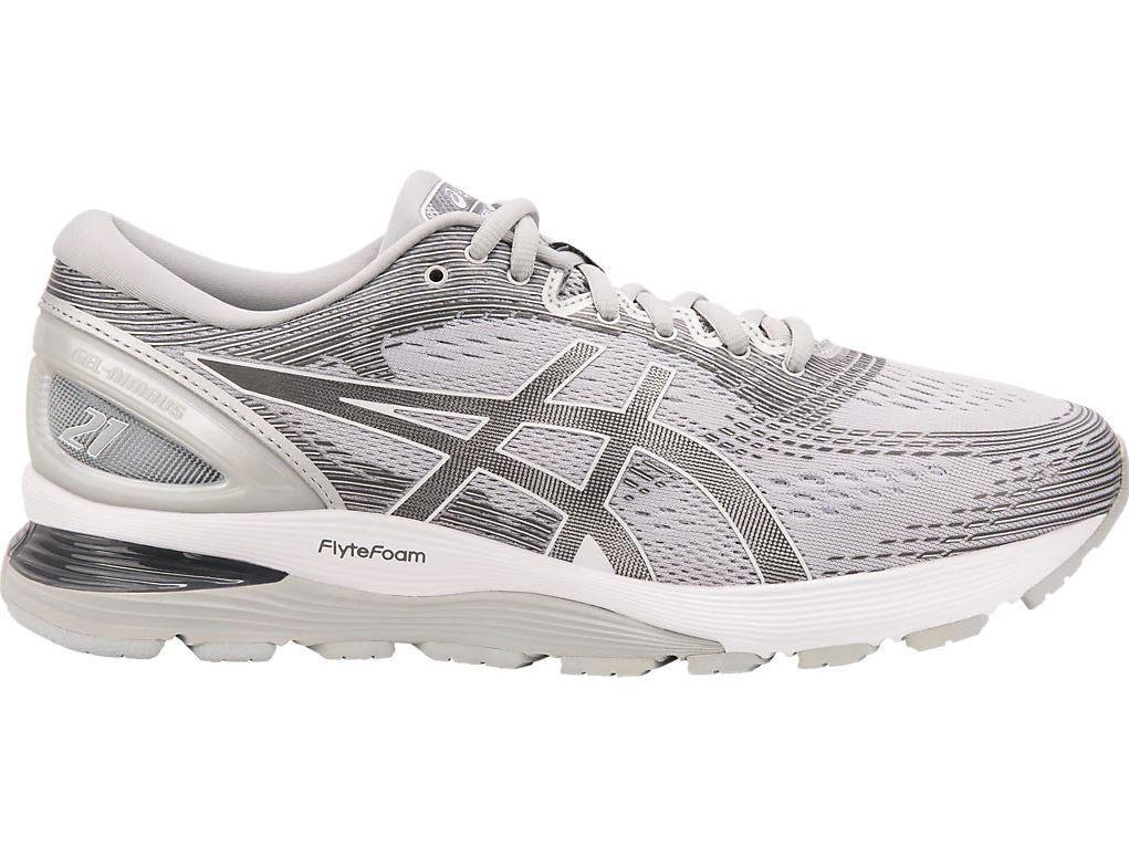 Authentic Asics Gel Nimbus 21 Mens Running shoes (D) (020)