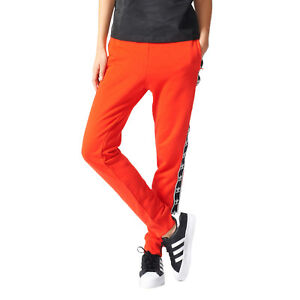 pantalon adidas orange femme