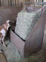 Full Square Bale Freedom Hay Feeder