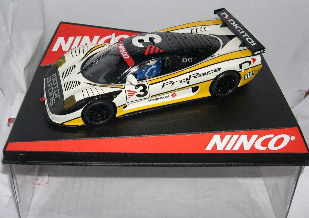 Ninco 50467 Slot car Mosler Mosler Mosler MT 900 R Tv3