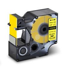 For Dymo Rhino 42005200 Heat Shrink Tube 18058 Industry Label Tape 34 X 5