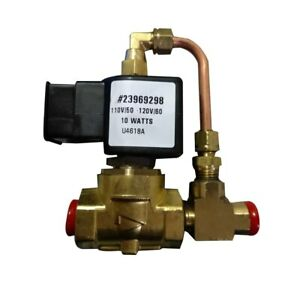 23969298 Sewage Drain Solenoid Valve For Ingersoll Rand