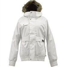 Burton Tabloid Snowboard Jacket (M) Bright White
