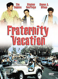 Fraternity-Vacation-DVD-1985-Tim-Robbins-Stephen-Geoffreys-RARE-Region-1