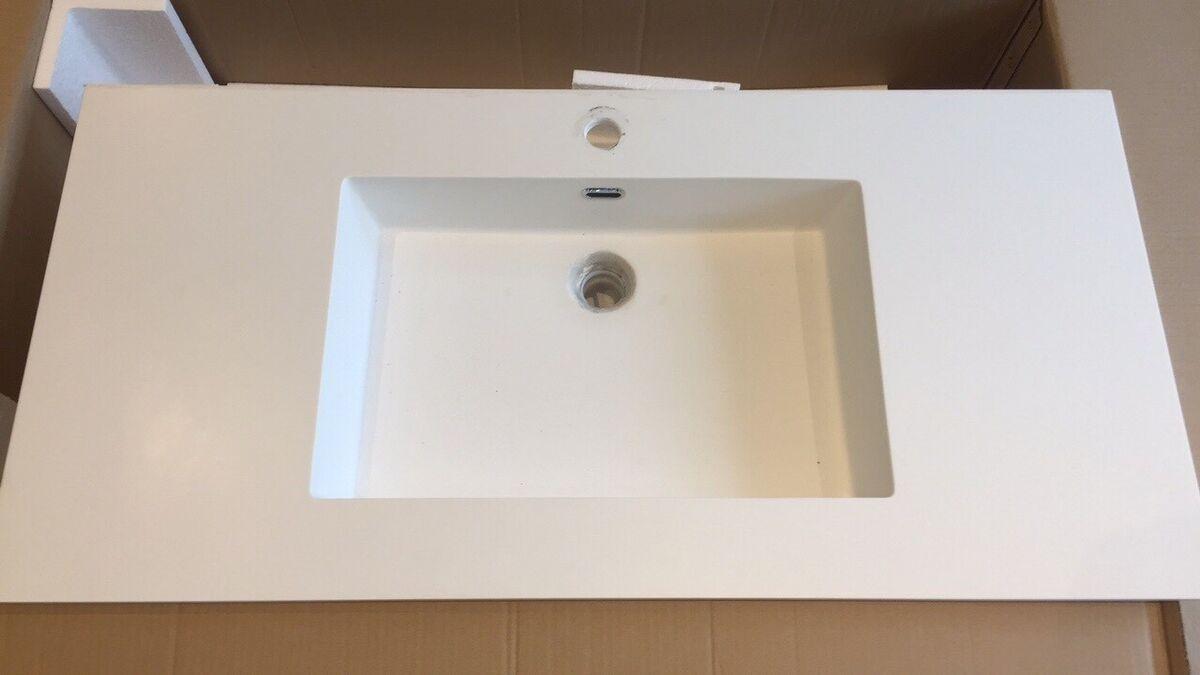 Smuk Håndvask Corestone West White, – dba.dk – Køb og Salg af Nyt og Brugt XU-91