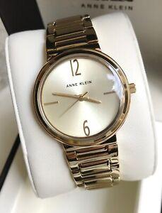 Anne-Klein-Watch-3168CHGB-Gold-Steel-for-Women-COD-PayPal-Ivanandsophia