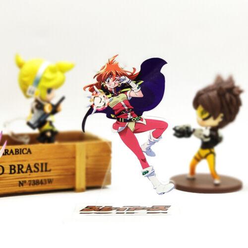 Sureiyaazu Slayers Lina Inverse stand figure model toy anime table decoration